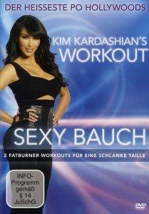 Kim Kardashian's Workout-Sexy Bauch