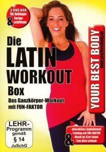 Your Best Body/3 DVD Latin Workout Box