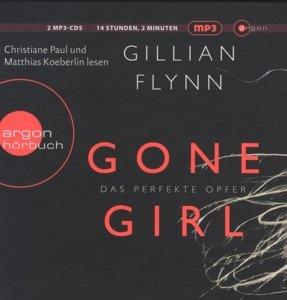 Gone Girl-Das Perfekte Opfer (MP3-Ausgabe)