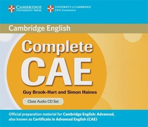 Complete CAE / Class Audio CDs