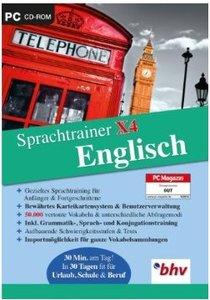 Lernen & Co - Sprachtrainer X4 Englisch