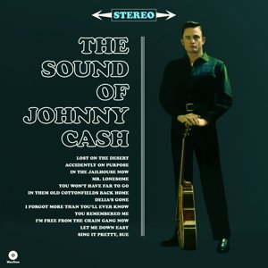 The Sound Of Johnny Cash+2 Bonus Tracks (Ltd.Ed