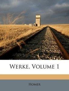 Homer's Werke von Johann Heinrich Voß.