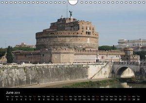 Vade mecum Romam! (Wall Calendar 2015 DIN A4 Landscape)