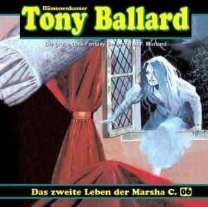 Tony Ballard 6-Das Zweite Leben Der Marsha C.