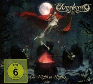 The Night Of Nights-Live (2CD+DVD Digipak)