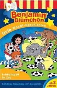 Gute-Nacht-Geschichten/Fussballspass Im Zoo