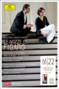 Le Nozze Di Figaro (DVD/Mozart 22)