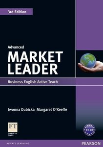 Market Leader 3rd Edition Advanced Active Teach CD-ROM
