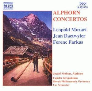 Alphornkonzerte