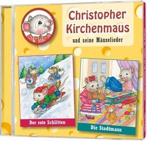 Der rote Schlitten/Die Stadtmaus
