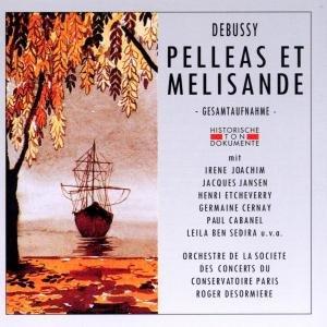 Pelleas Et Melisande-Gesamt