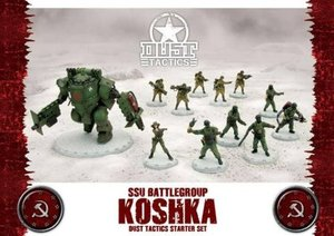 Heidelberger BE112 - Dust Tactics: SSU Battlegroup KOSHKA