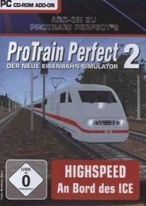 Flight Simulator X - Pro Train Perfect 2 - Highspeed