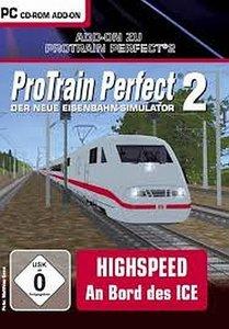 Flight Simulator X - Pro Train Perfect 2 - Highspeed
