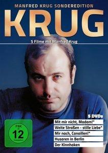 Manfred Krug Sonderedition - DVD-Schuber (Mit mir nicht, Madam!;