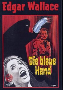 Die blaue Hand. Edgar Wallace
