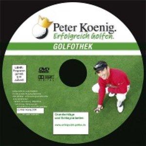 Peter Koenig - Golfothek: Erfolgreich Golfen