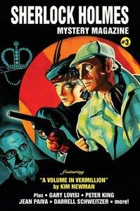 Sherlock Holmes Mystery Magazine 3
