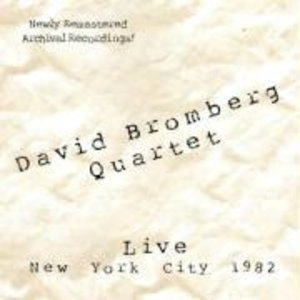 Live-New York City 1982 (Remastered)
