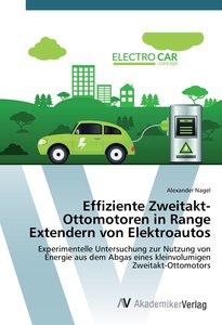 Effiziente Zweitakt-Ottomotoren in Range Extendern von Elektroau