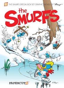 The Smurfs Specials Boxed Set: Forever Smurfette, Smurfs Christm