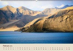 Im Himalaya: Gipfel, Täler und Klöster (Wandkalender 2016 DIN A2