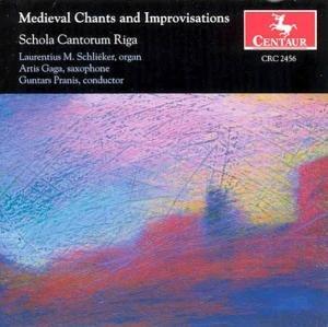 Mittelalterliche Gesänge und Improvisationen
