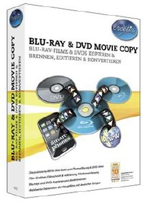 Blu-ray & DVD Movie Copy