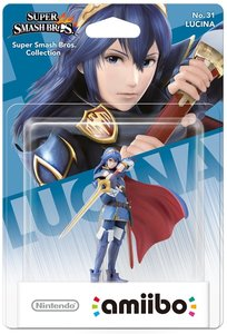 amiibo Super Smash Bros. Collection - No. 31 LUCINA
