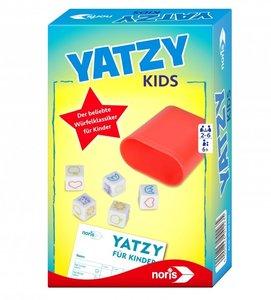 Noris 606094223 - Yatzy für Kinder