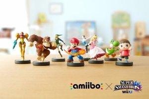 amiibo Smash Diddy Kong. Für Nintendo