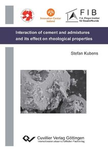 Interaction of cement and admixtures and its influence on rheolo