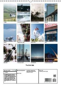 The Irish Isle (Wall Calendar 2015 DIN A3 Portrait)