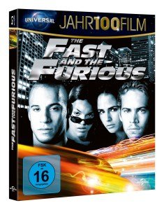 The Fast And the Furious JAHR100FILM