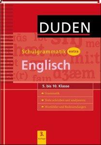 Duden Schulgrammatik extra. Englisch 5. bis 10. Klasse