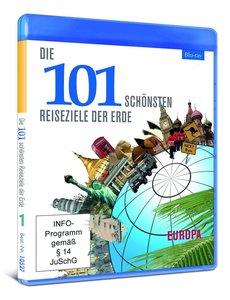 Die 101 schönsten Reiseziele der Erde 1. Europa