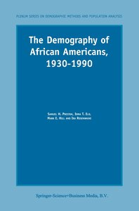 The Demography of African Americans 1930-1990