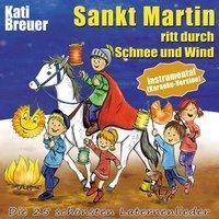 Sankt Martin ritt durch Schnee und Wind (Instrumental - Karaoke- - zum Schließen ins Bild klicken