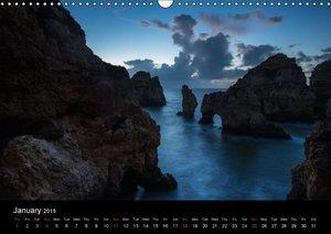 Algarve Coast of Desire (Wall Calendar 2015 DIN A3 Landscape)