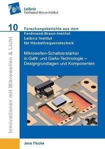 Mikrowellen-Schaltverstärker in GaN- und GaAs-Technologie
