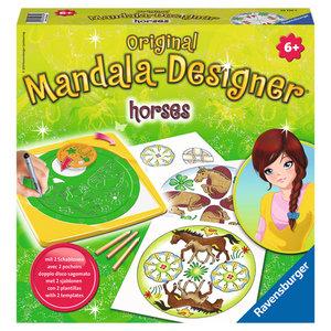 2in1 Mandala-Designer® Horses. Mandala-Designer® Midi