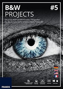 BLACK & WHITE projects #5 (Win & Mac)