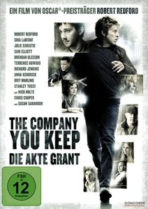 The Company You Keep-Die Akte Grant (DVD)