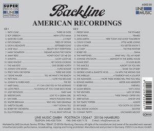 Backline Vol.250