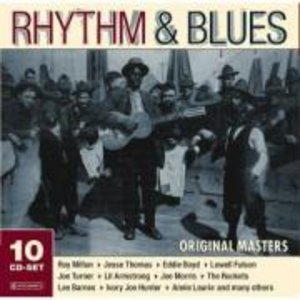 Rhythm & Blues-Original Masters-Wallet Box