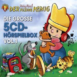 Die Groáe 5-CD Hörspielbox Vol.1