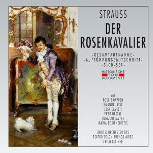 Der Rosenkavalier 3CD