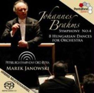 Janowski, M: Sinfonie 4/Ungarische Tänze Für Orchester