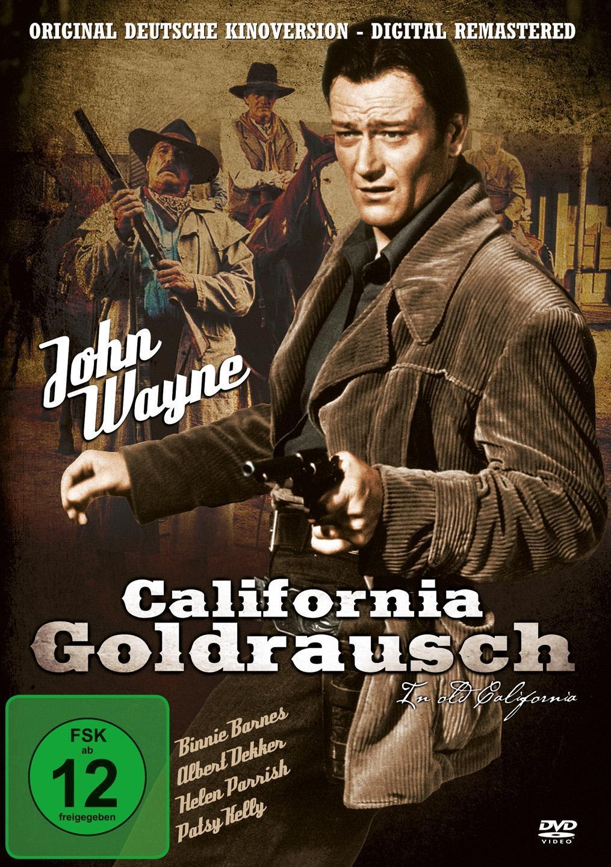 California Goldrausch-Deutsche Kinoversion - zum Schließen ins Bild klicken